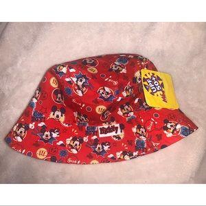 Disney Junior Mickey Mouse toddler boy bucket hat